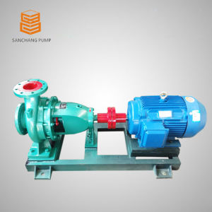 Zentrifugale einzelnes Stadiums-Enden-Absaugung-Kühlwasser-kälteerzeugende Pumpe