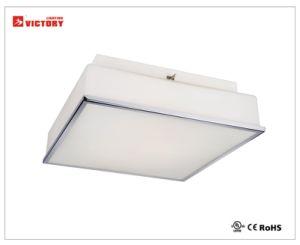 LEDのセリウムが付いている現代屋内照明の表面の台紙の天井ランプ