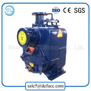 Auto centrífugos de ferragem da bomba de água Diesel Horizontal para águas residuais/Lama