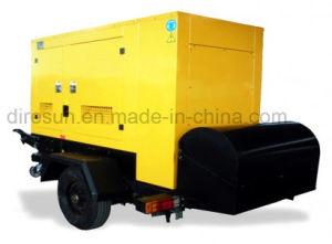 Портативный 20квт/25 ква бесшумный дизельного генератора электроэнергии