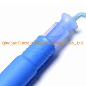 3 tubos de aplicadores para tampões de absorção Regular