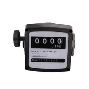 미터 & 분사구를 가진 220V 연료 이동 펌프 장비