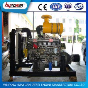 motore Turbocharged del motore 6 del cilindro raffreddato ad acqua 150HP R6105 con la frizione