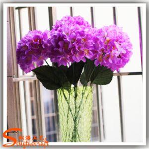 Venda a quente de casamento de alta qualidade Flores de Seda Artificial
