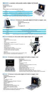 Estafa Transductor 4D de Economico Ecografo De 4D PARA Examinar Bebe Equipo Ultrasonido