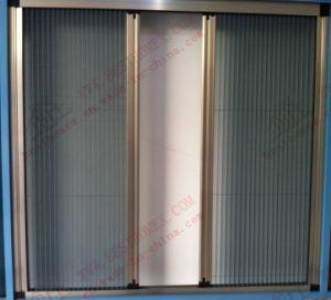 Dobragem de alumínio (BHN Flyscreen Caterpillar-F06)