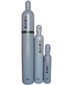 Hexafluoreto de enxofre de pureza elevada de gás SF6