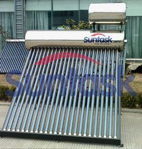 コンパクトな非圧力太陽給湯装置(ST24-180)