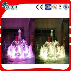 Fornecimento de Fábrica chinesa Dançando Forma de Flor Fontes de água