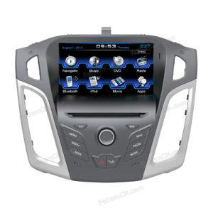 2 DIN HD Touch Screen Mulitmedia Car DVD GPS Bluetooth Auto Media Player avec le système GPS et Bluetooth et Radio pour Ford New Focus 2012 (C8030FF)