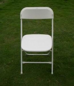 Steel Frame를 가진 플라스틱 Folding Chair