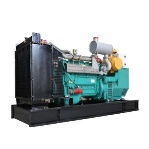 Промышленный двигатель Основная мощность 100 квт биомассы генераторной установки