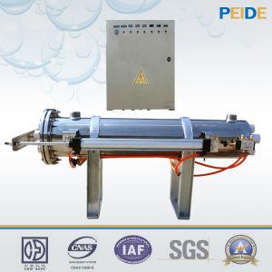 150cbm Per Hour урбанское Wastewater Disinfection UV Sterilizer Equipment