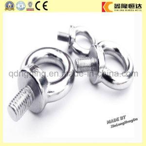 Kundenspezifische Polieraugen-Schraube, kleine Augen-Schrauben