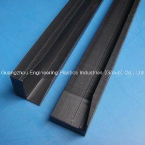 En PEHD avec plaque de support de fibre de verre