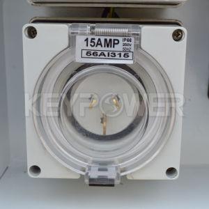 De weerstand biedende Bank van de 700kwAC Lading voor het Testen van de Reeks van de Generator