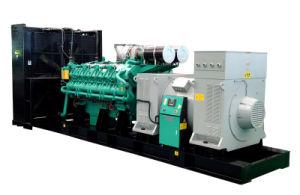 5 메가와트 발전기와 평행한 미국 Googol 발전기 세트