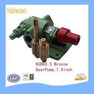 Fahrwerk Oil Pump mit Bronze Gear für Flammable Liquid (WCB)