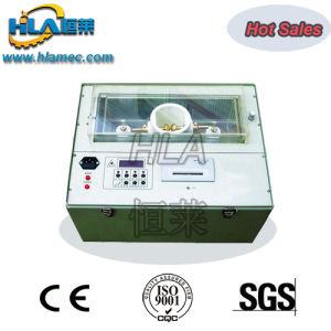 80/100kv Transformer Oil Test Unit