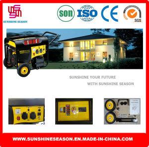 6 квт дома генератор и бензин генератор для дома и на улице (SP15000E2)