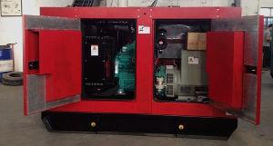 350kVA Oripoの販売のための交流発電機が付いている無声1000ワットの発電機