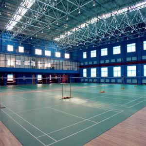 Badminton van het van Certificatie bwf Matten van de Bevloering van pvc de Vinyl