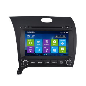 KIA K3/브라질 Forte (IY8054)를 위한 GPS 3G New Platform를 가진 특별한 Car DVD Player