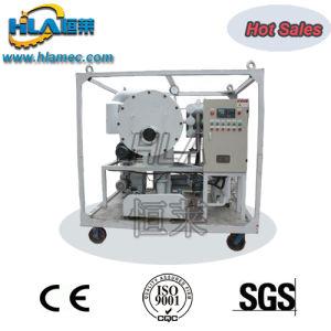 Utiliza los residuos de alta eficacia purificador de aceite de transformadores