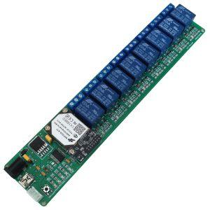 Controlador Remoto WiFi (placa de controle remoto 8 canais)