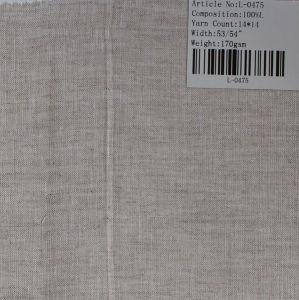 The Pure Linen Tissu L-0475