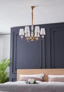 Casa moderna Decorando Personalizar Sala lustre de ferro (KL3020/6)