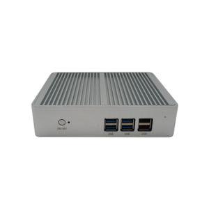 OEM 1 LAN 6 USB Intel Pocket компьютере Celeron H81u мини-ПК Windows10 500 ГБ