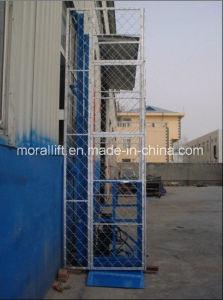 Elevatore industriale del magazzino per il sollevamento delle merci