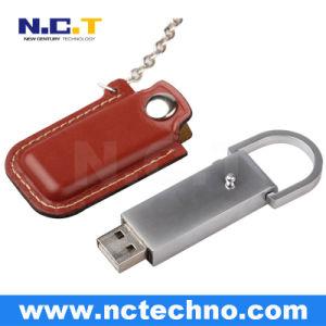 革USBのフラッシュドライブ