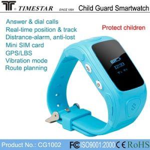 2014 Smartwatch segura para crianças, criança, Antilost Smartwatch Smartwatch, Timestar GC1002