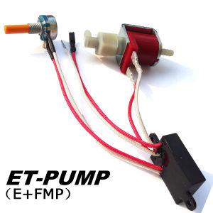 E+Fmp Solenoid-Pumpe mit FM Platte für Dampf-Mopp