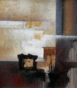 Pittura a olio dipinta a mano (ET3342)