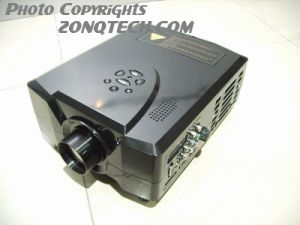 3.5 inch LCD Panels Home Theater HD Projector (HPT050-HD1)
