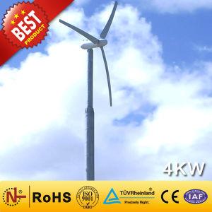 Gerador Coreless de íman permanente para a turbina eólica-4kw
