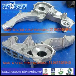 Engine Water Pump Housing for Man- 51 06330 5040