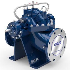 Une seule étape de la pompe centrifuge double aspiration sauvagement utilisé