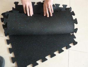 屋外のためのゴム製体操の床タイル