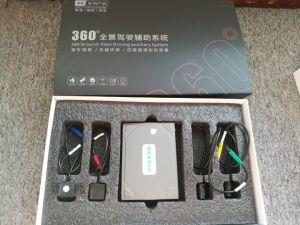 360 автомобильная система контроля камеры