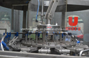 Автоматическая 3-в-1 машины розлива питьевой воды