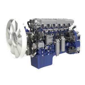 본래 물 Weichai 냉각 건축기계 디젤 엔진 Wp13