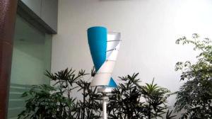 generatore verticale di energia eolica di asse di Tubine del piccolo vento verticale di asse 400W