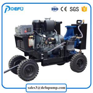 De beweegbare Pompen van het Water van de Zuiging van het Eind van de Dieselmotor Centrifugaal