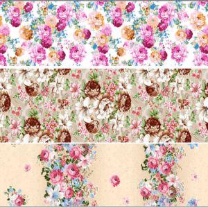 100% poliéster textil hogar Ropa de cama tejido dispersar Imprimir