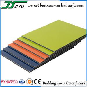 Jiyu 3mm Interior Panel Compuesto de Aluminio recubierto de PE