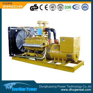 Dieselgenerator-Set der energien-450kw durch Sdec Engine mit Bescheinigungen